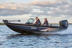 2019 - Alumacraft Boats - Tournament Sport 195