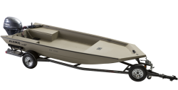 2019 - Alumacraft Boats - MV1756 AW