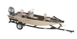 2020 - Alumacraft Boats - MV1650 AW CC
