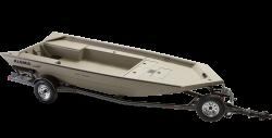 2020 - Alumacraft Boats - Waterflower DLX 18 TL