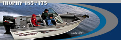 Alumacraft Boats Trophy 175 Multi-Species Fishing Boat