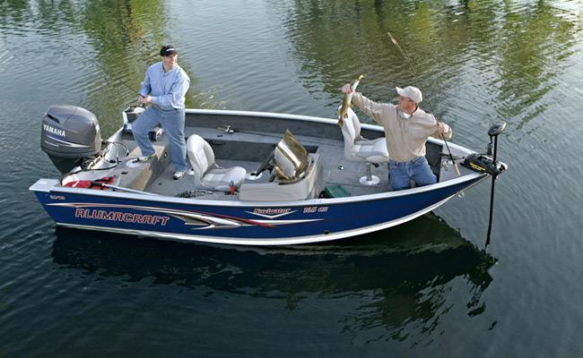 Research Alumacraft Boats Navigator 165 Cs Multi Species