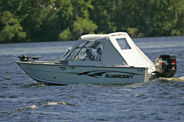 Research Alumacraft Boats Trophy 205 Multi Species Fishing