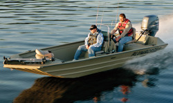 Alumacraft Boats MV 1860 AW SPL Multi-Species Fishing Boat