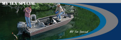 Alumacraft Boats MV Tex Special Multi-Species Fishing Boat