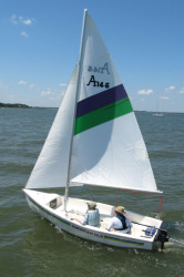 2017 -  American Sail - American 146