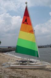2017 - American Sail - Aqua Cat 125