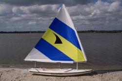2017 - American Sail - Aqua Finn
