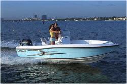 2014 - Angler Boats - 183F