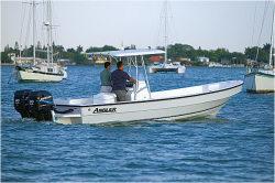 2014 - Angler Boats - 26 PANGA