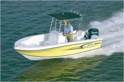 2014 - Angler Boats - 204FFX
