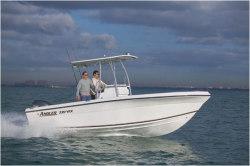 2014 - Angler Boats - 220VFX