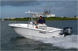 2014 - Angler Boats - 230B