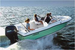 2014 - Angler Boats - 180DC