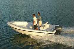 2014 - Angler Boats - 173F