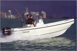 2014 - Angler Boats - 22 PANGA