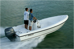 2014 - Angler Boats - 173 Bay