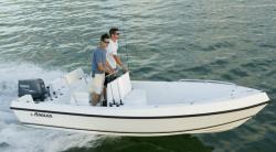 2009 - Angler Boats - 173F