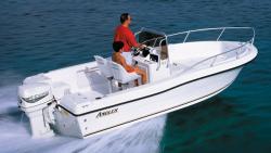 2009 - Angler Boats - 180F