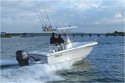 2012 - Angler Boats - 230B