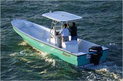 2012 - Angler Boats - 26 Panga