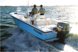 2012 - Angler Boats - 2200 Grande Bay