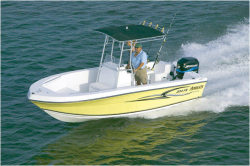 2013 - Angler Boats - 204FFX