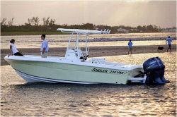 2013 - Angler Boats - 230VBX