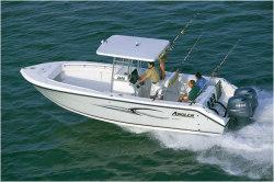 2013 - Angler Boats - 2600CC