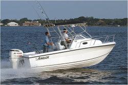 2013 - Angler Boats - 220WA