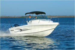2013 - Angler Boats - 204WA