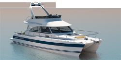 2015 - Aspen Power Catamarans - C111 Motor Yacht
