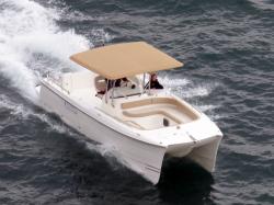 2017 - Aspen Power Catamarans - L90 LX