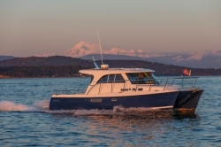 2017 - Aspen Power Catamarans - Aspen C100