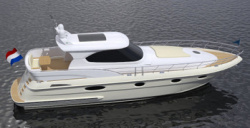 2015 - Atlantic Motor Yachts - Atlantic 56 Twin Deck