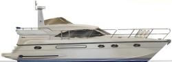 2014 - Atlantic Motor Yachts - Atlantic 42