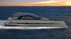 2015 - Atlantic Motor Yachts - Atlantic Sea Hawk