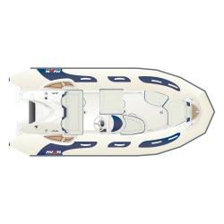 2017 - Avon Boats - Seasport 440 Delux