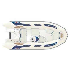 2018 - Avon Boats - Seasport 440 Deluxe