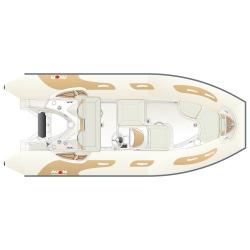 2018 - Avon Boats - Avon Seasport 490 Deluxe