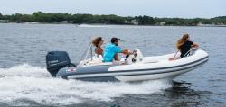 2020 - Avon Boats - Seasport 440 Delux