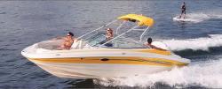 Azure AZ 240 Deck Boat