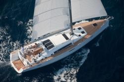 2013 - Beneteau Sailboats - Oceanis 58
