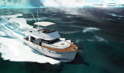 2013 - Beneteau Sailboats - Swift Trawler 44