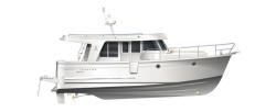 2013 - Beneteau Sailboats - Swift Trawler 34S