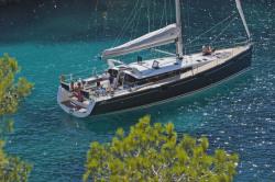 2014 - Beneteau Sailboats - Sense 50
