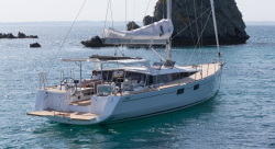 2018 - Beneteau Yachts - Sense 57