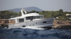 2018 - Beneteau Sailboats - Swift Trawler 50