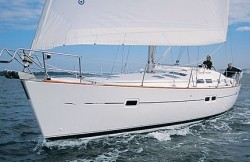 Beneteau Sailboats Beneteau 423 Cruising Sailboat Boat