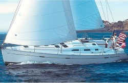 Beneteau Sailboats Beneteau 393 Cruising Sailboat Boat